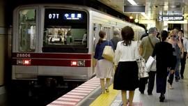 Keliling Jepang Bisa Andalkan 'Tokyo Metro'