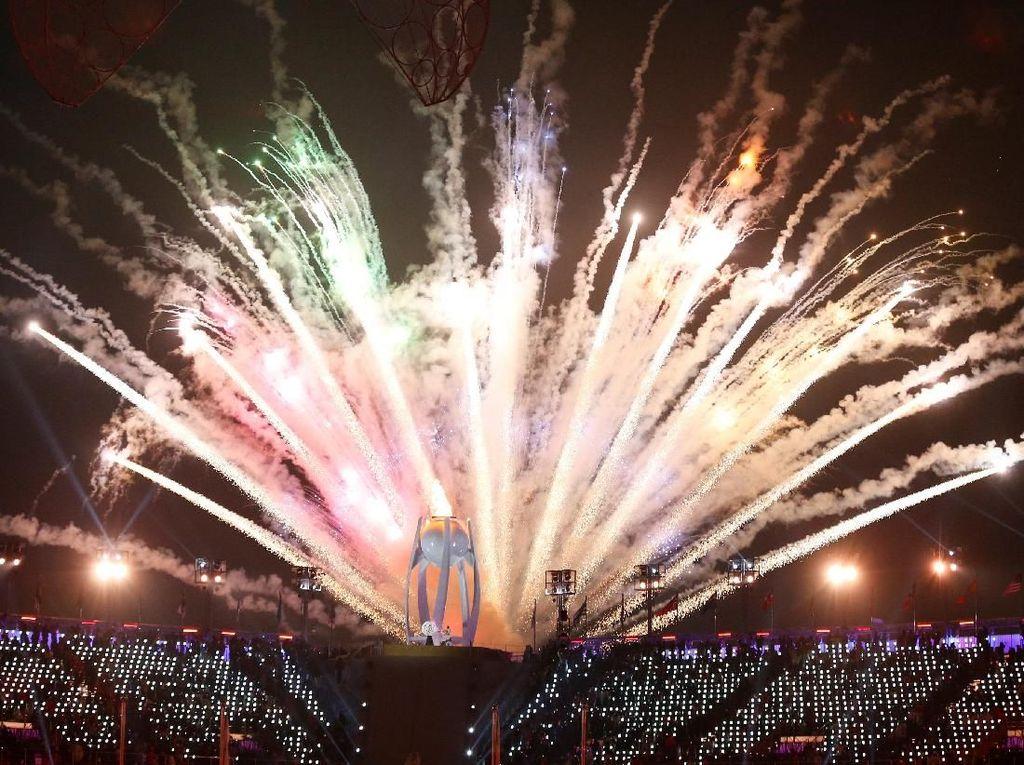 Panitia mencatat 567 atlet dari 48 negara serta sejumlah atlet paralimpiade independen terlibat dalam ajang ini. Jumlah atlet itu melampaui Paralympics Winter Games 2014 di Sochi, Rusia yang hanya diikuti 547 atlet dari 45 negara. REUTERS/Paul Hanna.