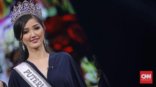 Sonia Fergina Tampil Membara di Preliminary Miss Universe