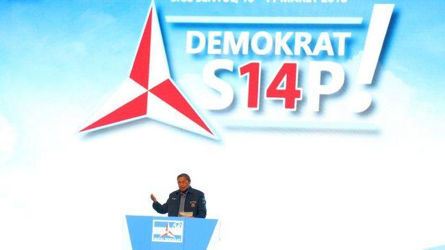 Jurus Demokrat Perbaiki Indonesia Jika Menang Pemilu 2019