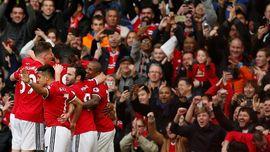 FOTO: Manchester United Menang Atas Liverpool