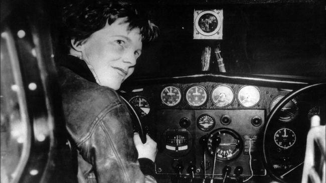 Misteri Hilangnya Pilot Wanita Pertama di Dunia 'Terungkap'