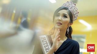 Cerita Sonia Fergina Saat Terpilih Jadi Puteri Indonesia 2018