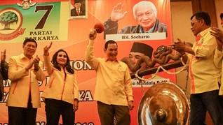 Cucu Soeharto Kader Gerindra Merapat ke Partai Berkarya