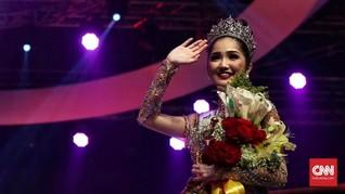 Sonia Fergina, 'Puteri Indonesia' yang Jago Taekwondo
