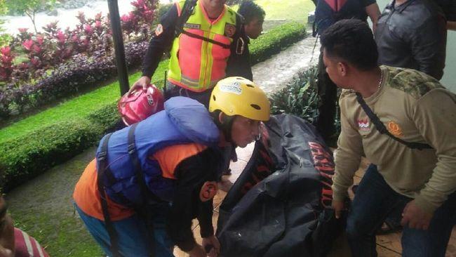 Bos Taman Wisata Matahari Hari Darmawan Tewas di Ciliwung