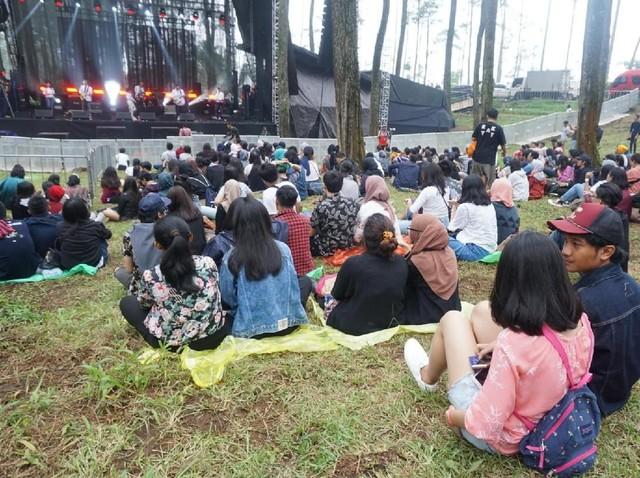 Segar! Menikmati Musik dan Alam di LaLaLa Fest 2018