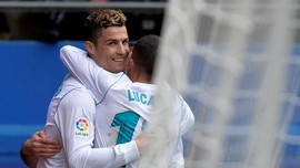 Presiden Real Madrid Tepis Rumor Ronaldo ke Liga Super China