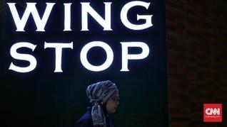 Wingstop Inc 'Serbu' Jawa, Targetkan 38 Gerai dalam 5 Tahun
