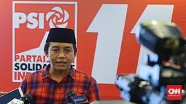 PSI Nilai Andi Arief Tersudut Sebut Partai Syamsul Nursalim