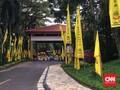 Kantor Partai Berkarya Surabaya Dibobol Maling