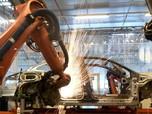 Perang Dagang, Pabrikan Mobil Akan Pilih Produksi di China