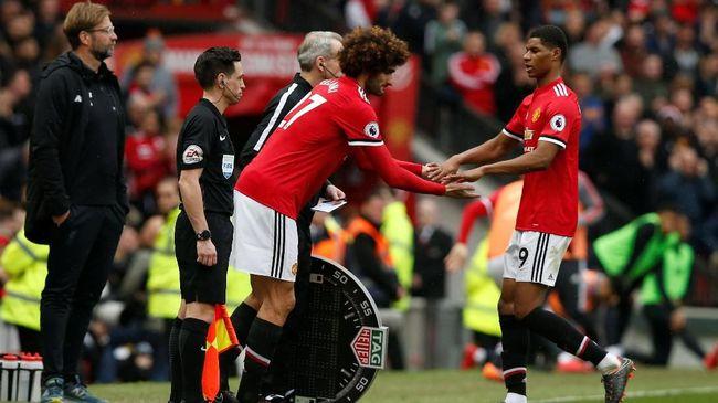 Klasemen Liga Inggris Usai Man United Kalahkan Liverpool