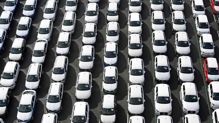 Mobil UE Produksi Kanada Tetap Kena Tarif Otomotif AS