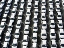 Gara-Gara Perang Dagang, VW dan Ford Kini Bergandengan