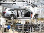 Dahsyatnya Corona, Produksi Mobil Dunia Anjlok