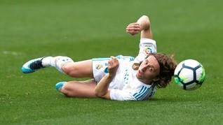 Inter Milan Goda Modric Lewat Tawaran Gaji Rp167 Miliar