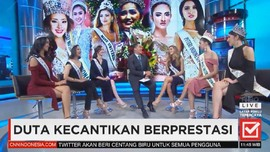 VIDEO: Definisi Cantik di Mata Miss Universe 2017