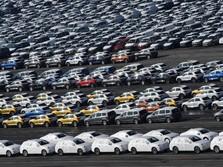 Pemanfaatan Teknologi Robot Memproduksi Mobil Volkswagen