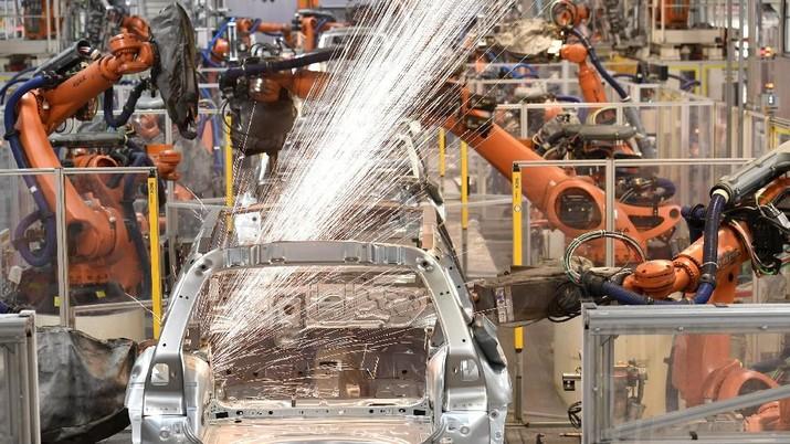 Pabrik Mobil RI Menganggur Karena Produksi Tak Sesuai Tren