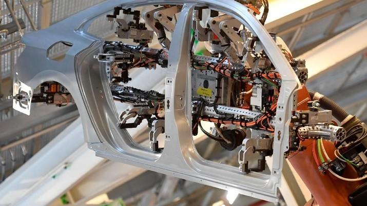 Ancaman Dagang China Justru Rugikan Otomotif Jerman