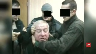 VIDEO: Intel Rusia Diracun, Inggris Identifikasi 200 Saksi
