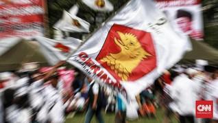 DPP Gerindra Isyaratkan Jadi Oposisi Jokowi-Ma'ruf Amin