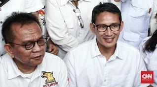 Sandi Akan Gelar Kampanye Akbar Khusus Milenial di Senayan