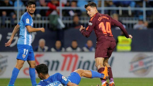 Valverde  Pemain Barcelona Pikirkan Chelsea saat Lawan Malaga 8a866db618