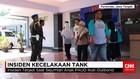 Insiden Tank Tergelincir Tewaskan 2 Orang