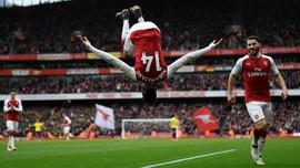 Arsenal Kalahkan Watford 3-0