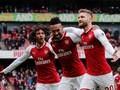 Arsenal Unggul 1-0 Atas Watford di Babak Pertama