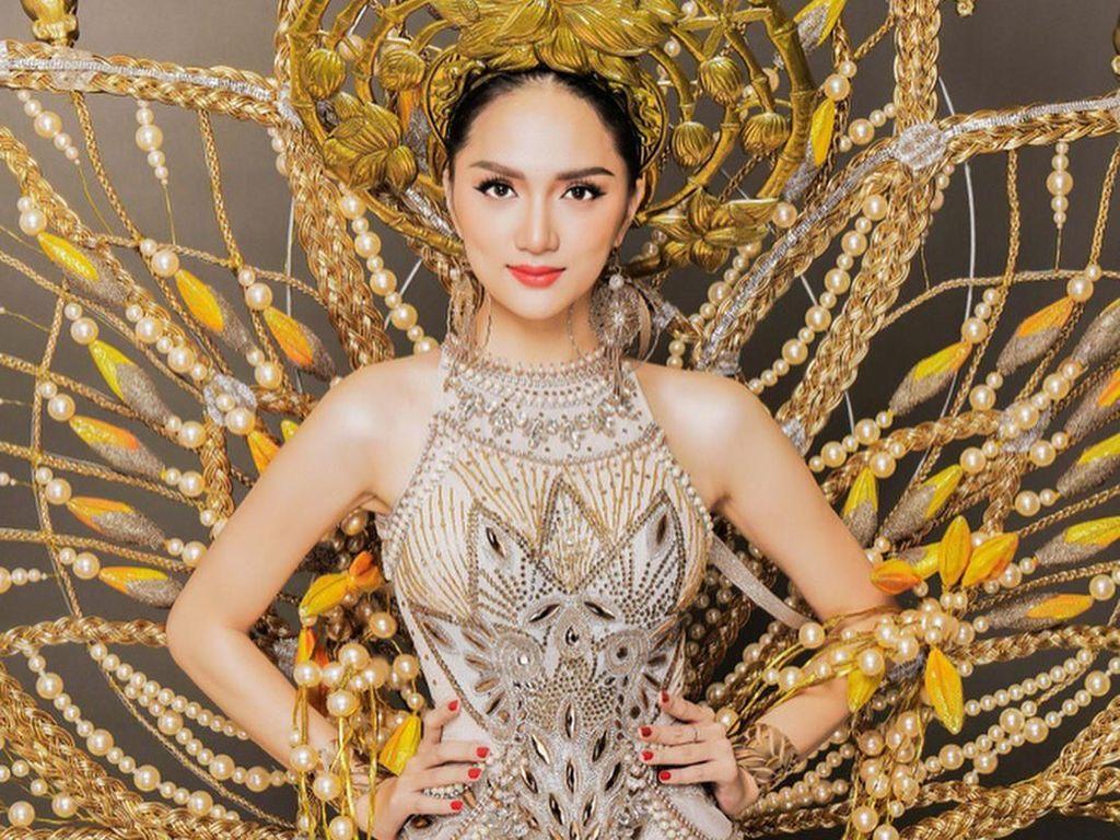 Foto: Juara Miss International Queen, Wanita Transgender Tercantik Sedunia