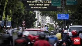 Dishub DKI Usul Ganjil-Genap Tol Dalam Kota saat Asian Games