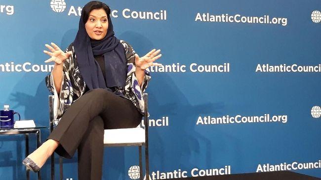 Arab Saudi Angkat Duta Besar Wanita Pertama untuk AS