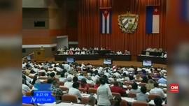 VIDEO: Kuba Gelar Pemilihan Pertama 'Tanpa' Castro