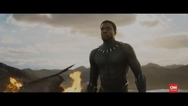 VIDEO: Tembus US$1 M, 'Black Panther' Salip 'The Dark Knight'