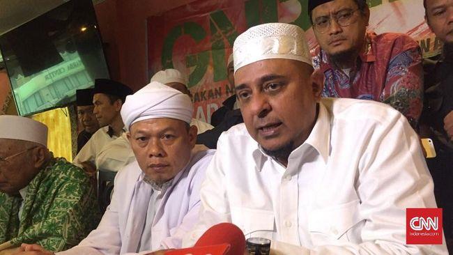 Ketua GNPF Puji PKS Tidak Pernah Abu-abu kepada Ulama