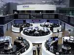 Perang Dagang Bergemuruh, Bursa Eropa Ditutup Bervariasi