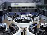 Bursa Eropa Ditutup Variasi, Tunggu Perundingan AS-China