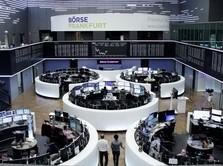 Bursa Eropa Dibuka Variatif, Inggris Melemah Usai Rilis PDB