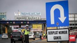 Bekasi Pantau Gerak Kendaraan dan Warga Jelang PSBB Jakarta