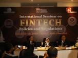 OJK Fokus Perlindungan Konsumen dan Pembentukan SRO Fintech