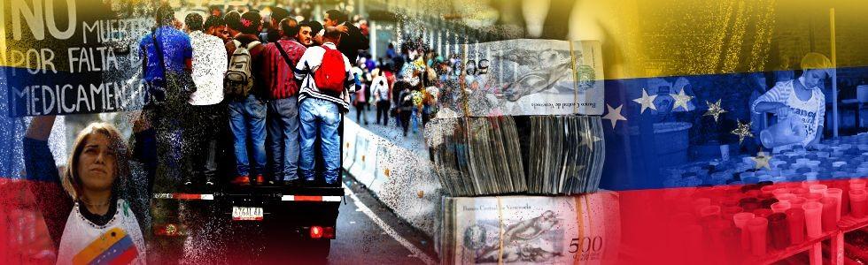 Venezuela di Titik Nadir