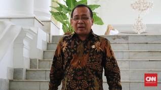 Istana: DKI Izin MRT dan Formula-E, Revitalisasi Monas Tidak