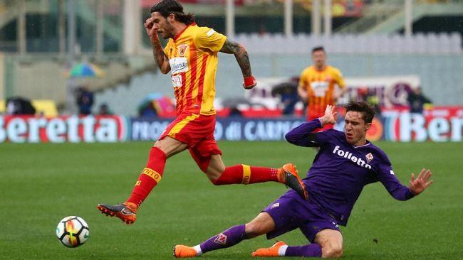 Fiorentina Jadi Klub Keempat ke Perempat Final Coppa Italia