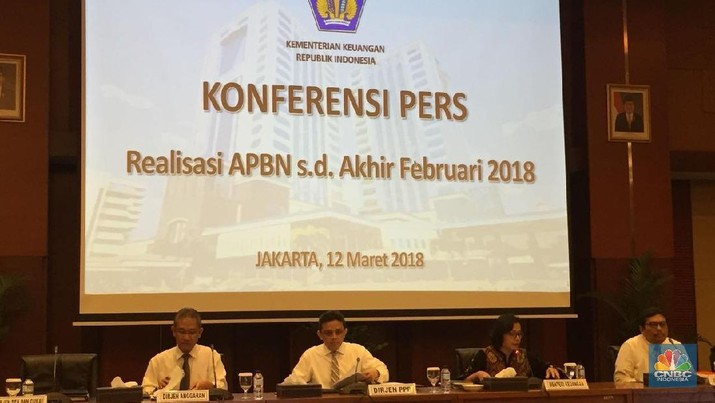 Sri Mulyani: Pertumbuhan Ekonomi 2018 Bakal Capai 5,4%