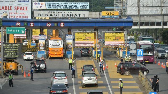 Kemenhub Ingin Tiru Sistem Buka Tutup Gerbang Tol Korsel
