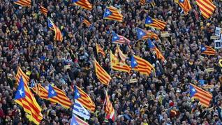 Eks Presiden Catalonia Ditangkap, Upaya Kemerdekaan Terancam