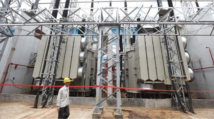 Konsorsium GE, Samsung, dan PT Meindo Elang Indah ditunjuk untuk garap proyek pemeliharaan selama 25 tahun sekaligus EPC pembangkit gas terbesar di Indonesia